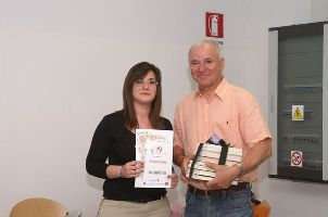 2 Premio a Loredana Orabona