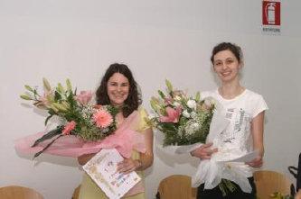 1 Premio a Clara Monti ed Elisa Franceschini