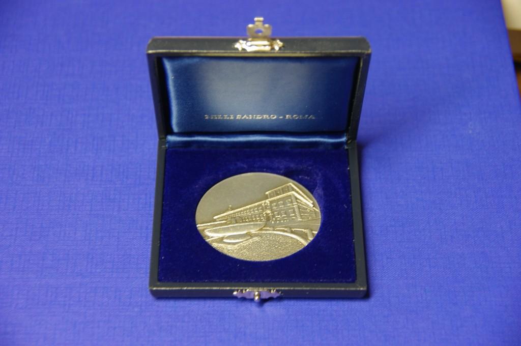Medaglia Presidenza della Repubblica (1)